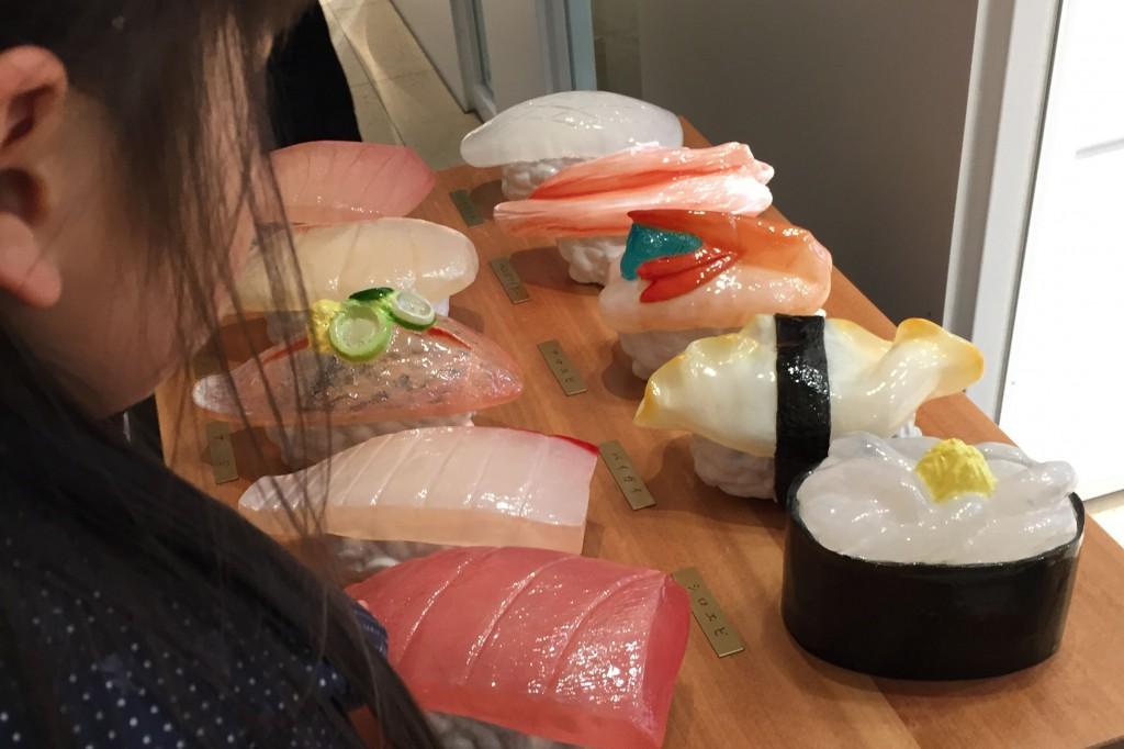 日本文化ーお寿司