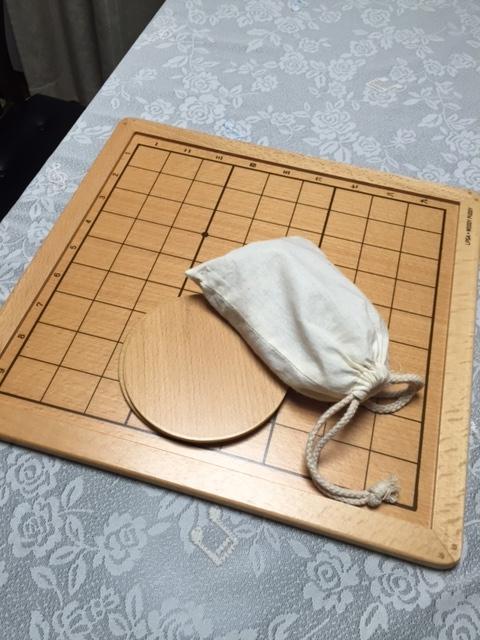 将棋コーナー(ピアノの上)