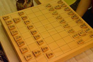 9×9の将棋盤は将棋初心者の子どもたちには少し使いづらい!?