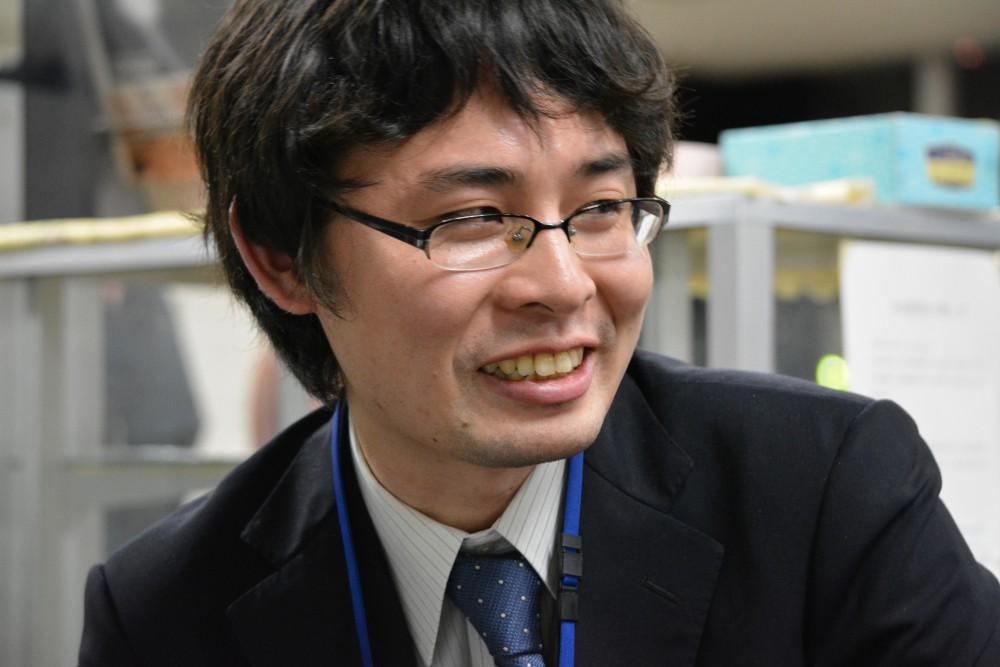 日本将棋連盟総務・渉外部堀井さん