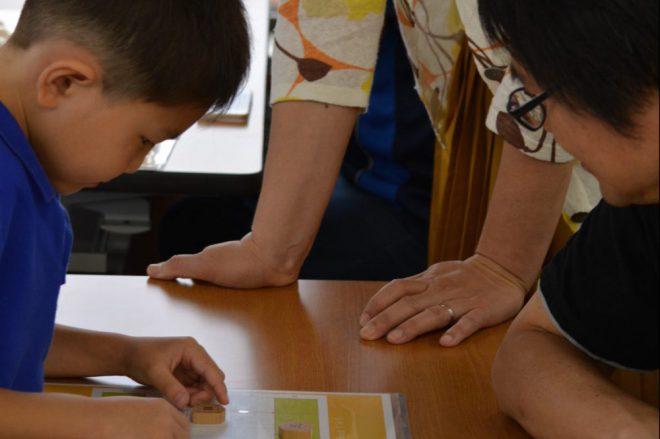 将棋は親と子のコミュニケーション