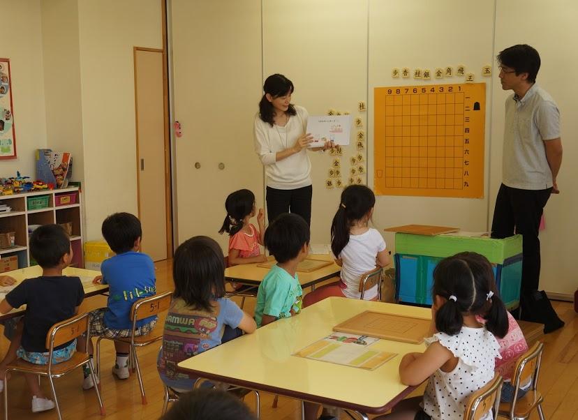 はじめて将棋に触れる子どもたちでも楽しめる将棋イベント