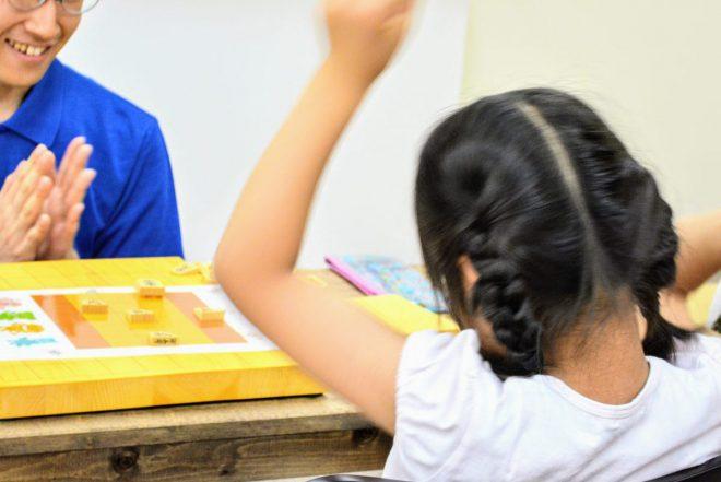 勝つ喜びを体験することで将棋を好きになる