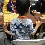 末っ子のデビュー戦 -プロ女流棋士中倉彰子 子育てブログ
