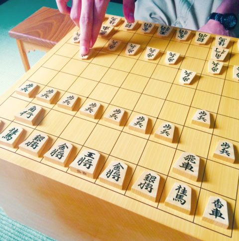 将棋への純粋な愛が村山さんを突き動かした。
