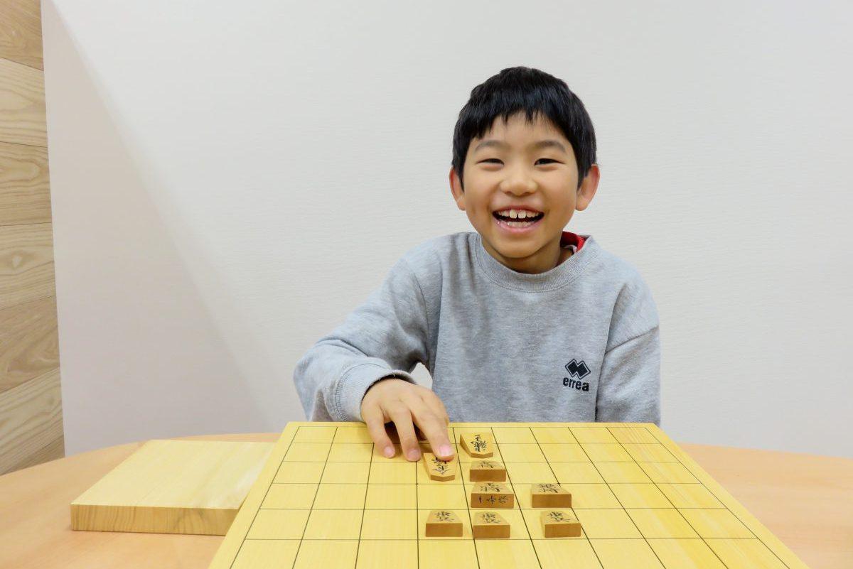 将棋教室の最初にポジティブな声をかけると子どものやる気スイッチが入る