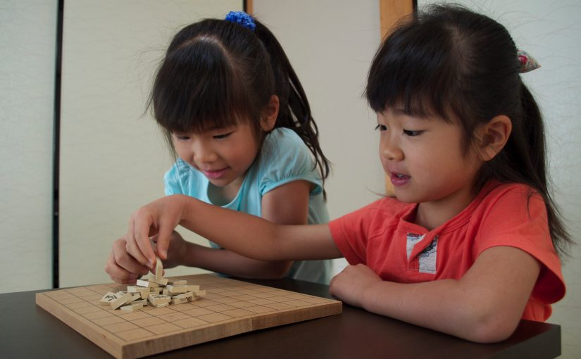 パパと娘の共通の趣味に将棋がオススメ