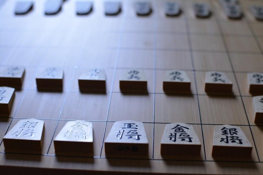 将棋はすぐに始められる日本伝統文化