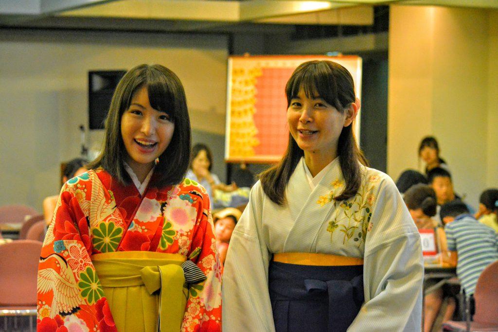 今回のイベントでは山口恵梨子女流二段にも参加いただきました。
