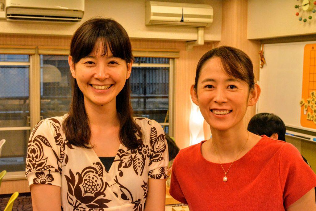 将棋の森を運営する女流棋士の高橋和さん。