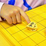 将棋の駒を使った簡単なゲーム やまくずし
