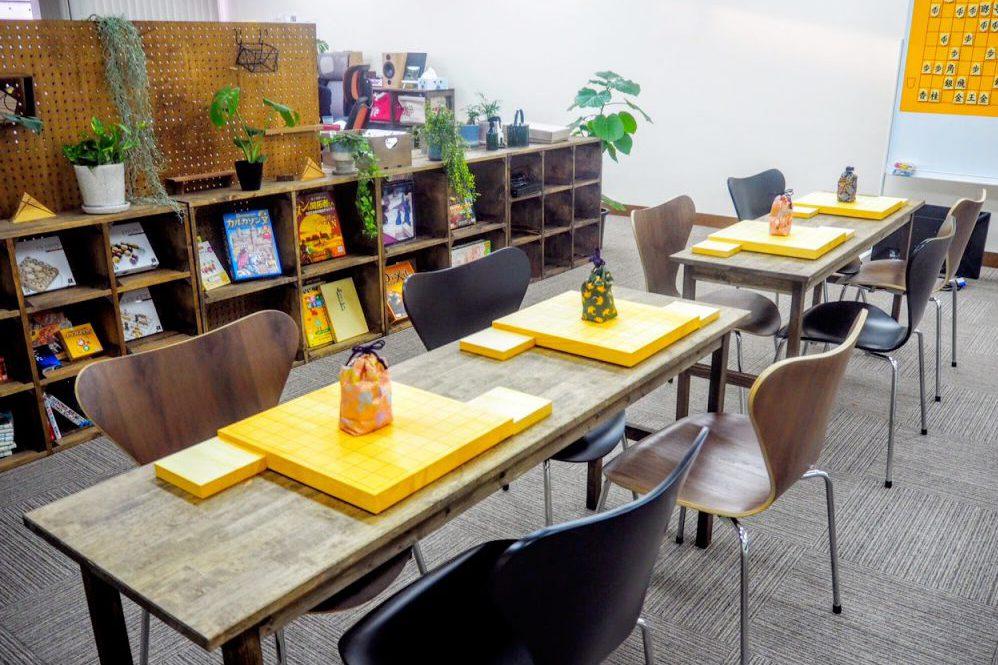 いつつのセミナールームで親子向け将棋教室を開催します。
