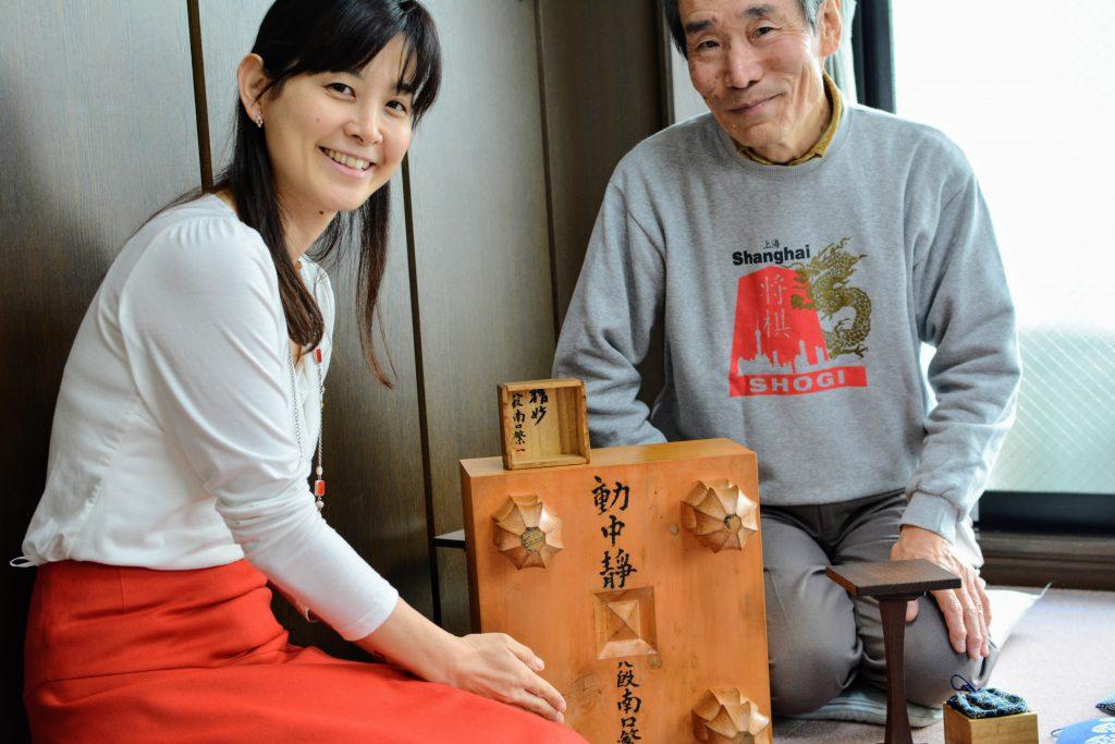 小野さんの行動力と人柄を見習いたい!
