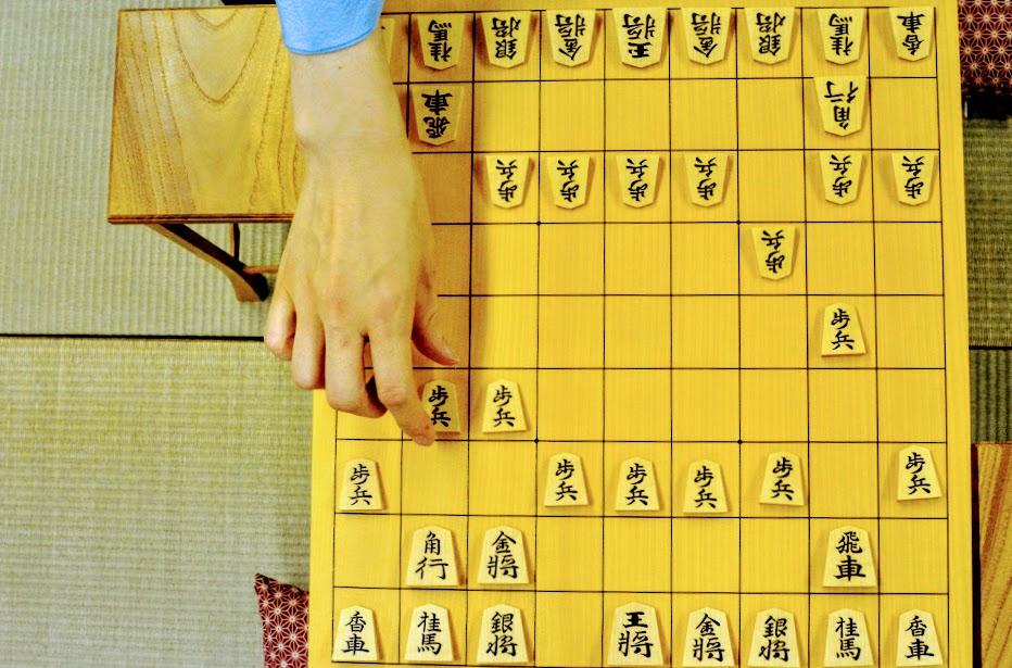 目的を持って棋譜並べにチャレンジしよう。