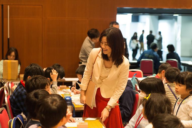 将棋大会など子どもたちがお友達と触れ合える場所がいっぱい