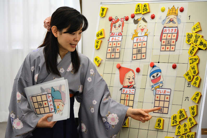 金沢文庫将棋サロンでイベントを開催しました。
