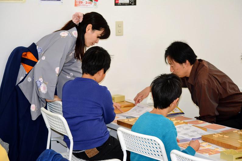 お子さんには将棋の楽しさを、親ごさんには日本伝統文化としての将棋の魅力を伝えることができました。