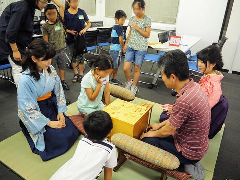 いつつうでも子どもたちの心に残るような将棋イベントができればと思うっています(^ ^)