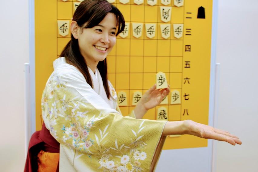 中倉彰子のおすすめ棋士は意外な人物!?