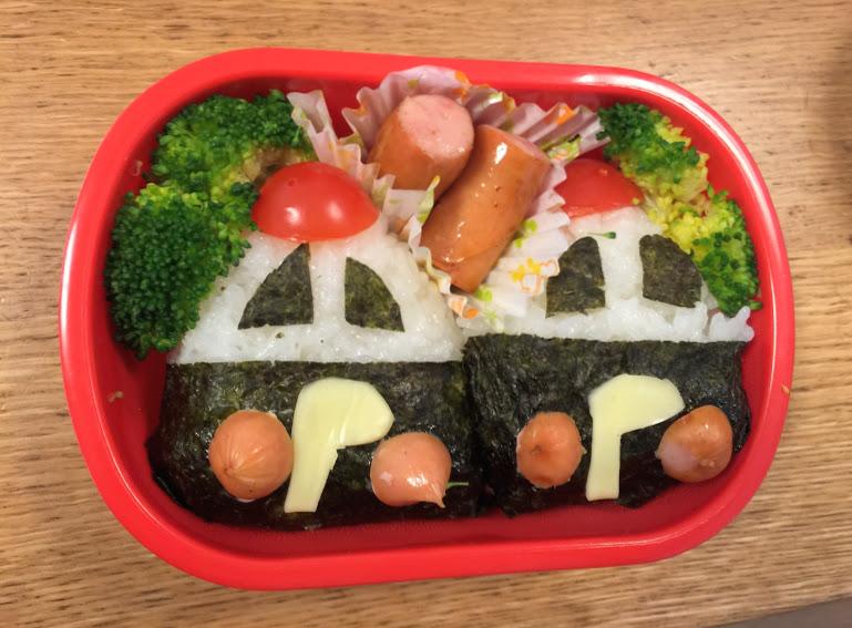 子どもの大好きなものを詰め込んだお弁当でやる気アップ