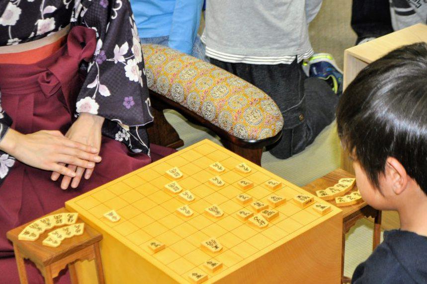 将棋は自分と相手の対話。