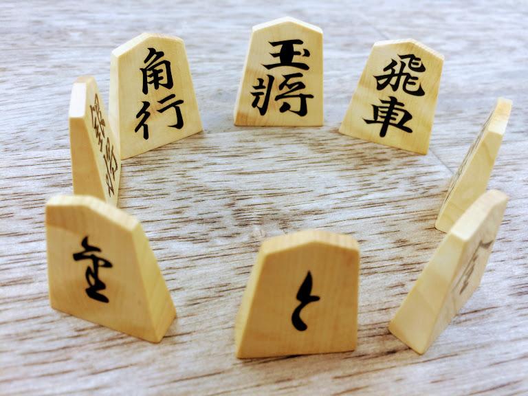 将棋では駒どうしのチームワークが大切