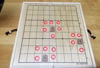 実際の将棋盤を使ってみるのがポイント