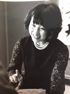史上初の将棋の女流棋士となった蛸島女流六段