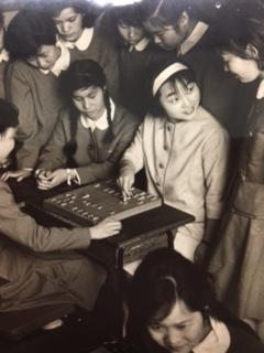 蛸島彰子女流六段が女流棋士第1号になったことで、女の子の将棋の裾野が広がりました。