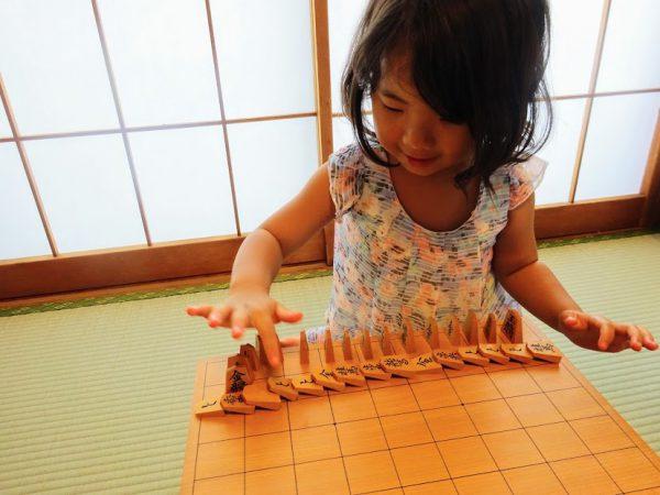 楽しいことと将棋を結び付けてみる。