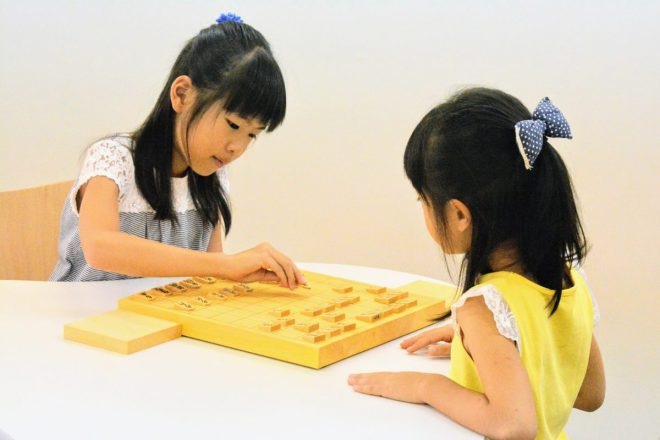 将棋初心者どうしで感想戦を行うのは難しい。