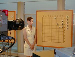 聞き手には将棋の専門知識が必要。