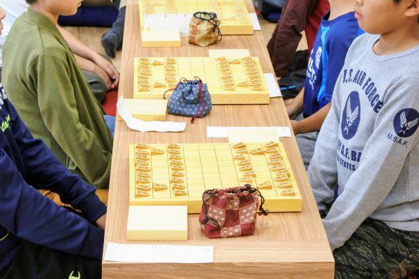 将棋は、礼に始まり礼に終わる日本の伝統文化です。