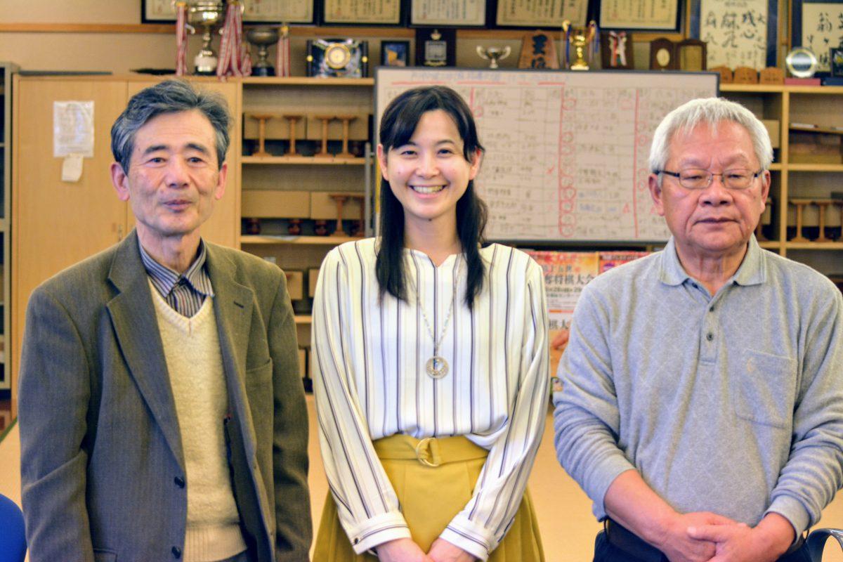 将棋のまち天童の天童将棋交流室 ・天童市将棋資料館にやってきました。