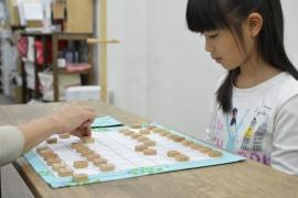 """あきこ先生 """"はじめての将棋教室"""" ステップ3-5駒の交換"""