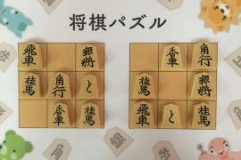 【上級】2018/07/13の将棋パズル