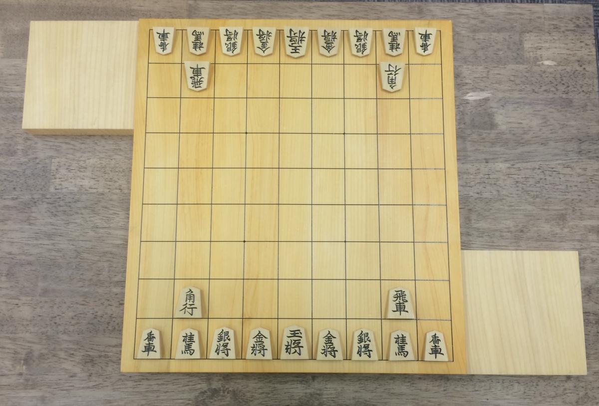 青空将棋でどんどん駒の交換を