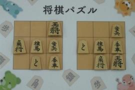 【初級】2018/07/11の将棋パズル