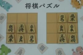 【中級】2018/08/3の将棋パズル