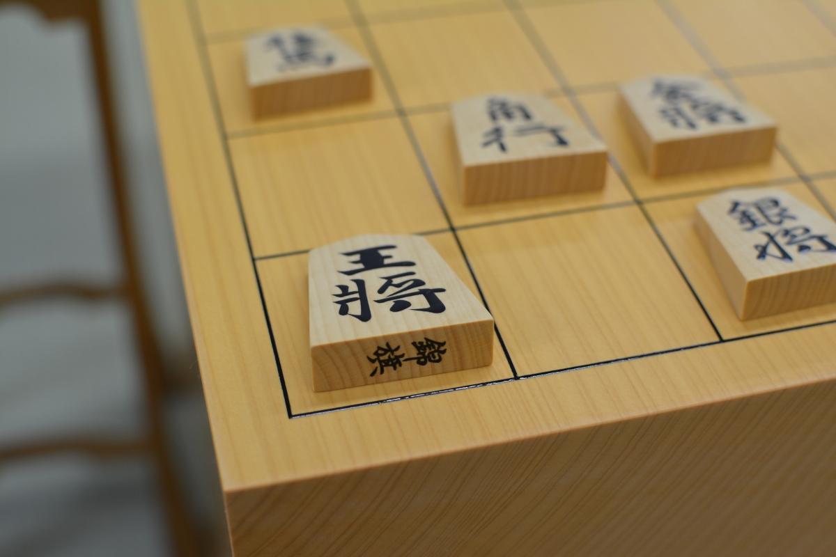 将棋で1番大切なのは玉!!