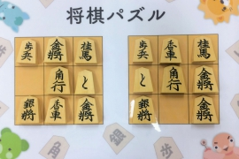 【上級】2018/08/20の将棋パズル