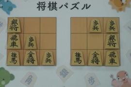 【中級】2018/08/24の将棋パズル