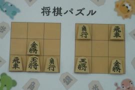 【初級】2018/08/29の将棋パズル