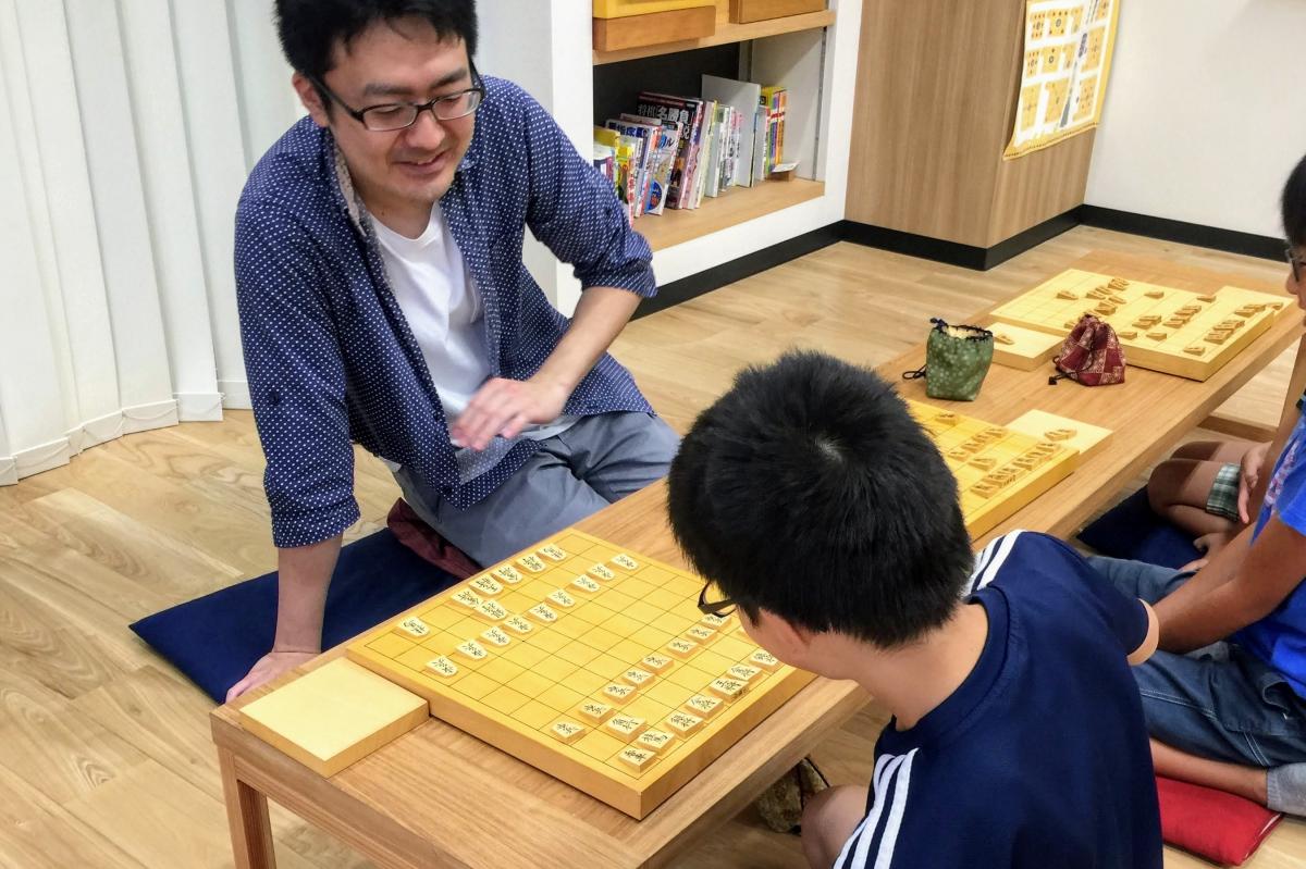 将棋が今の自分を形成しています。