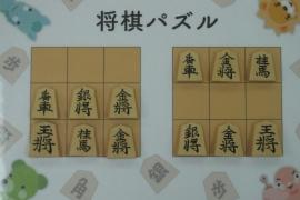 【初級】2018/09/13の将棋パズル