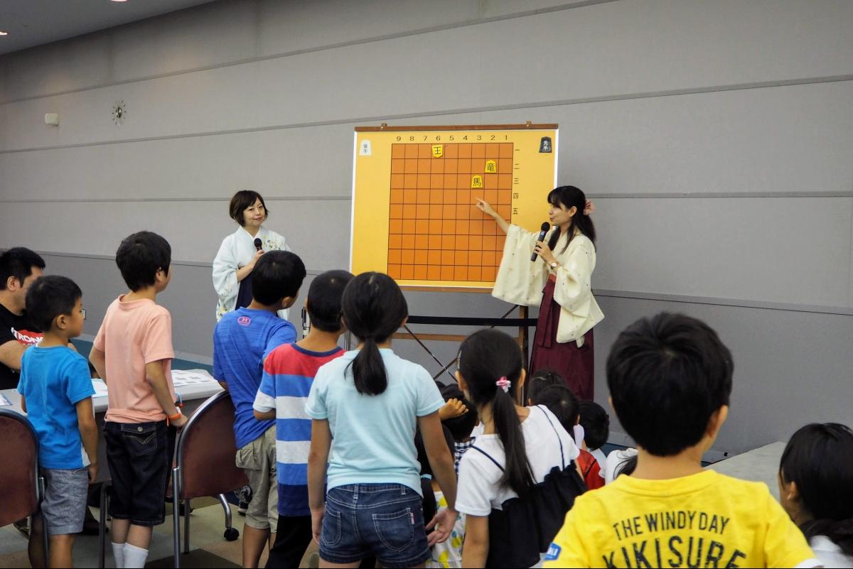 たまには、将棋イベントや将棋大会に参加して息抜きも