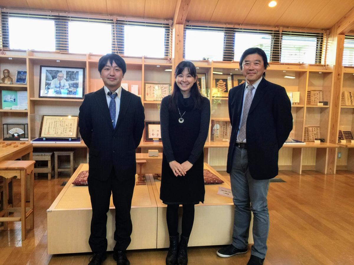 大山将棋記念館にやって来ました