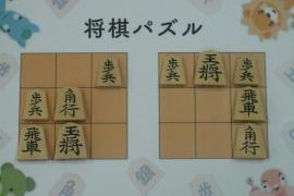 【初級】2018/10/5の将棋パズル