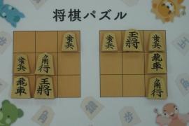 【初級】2018/10/10の将棋パズル