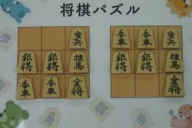 【初級】2018/10/11の将棋パズル